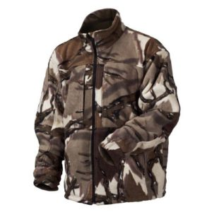Predator Camo Fleece Jacket