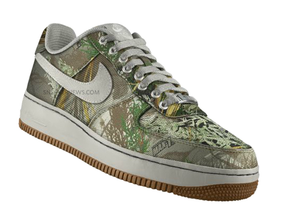 Realtree Camo Nike Shoes