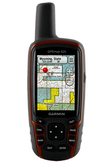 Hunting Maps GPS