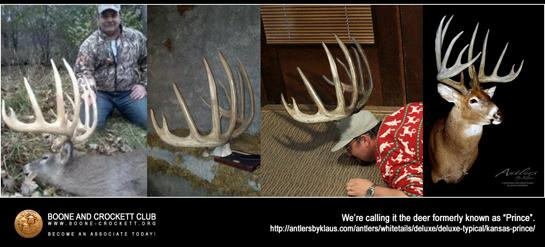 World Record Buck Hoax