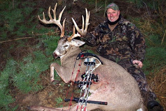 Giant Kansas Buck