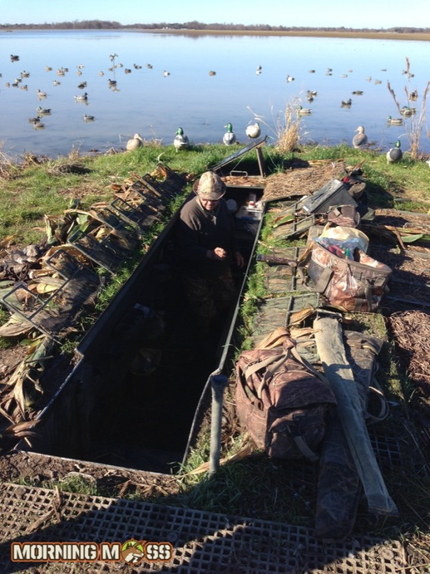 Cool Duck Blind