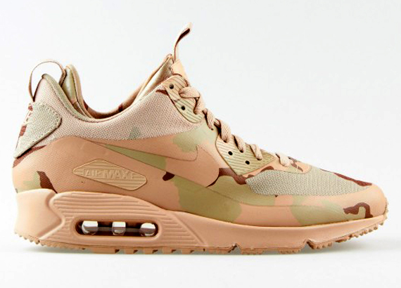 Camo Nike Air Max 90 Sneakerboot