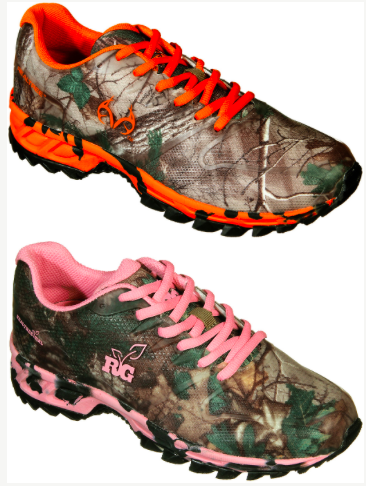 Realtree Camo Athletic Shoes