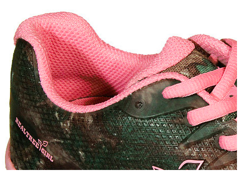 Realtree Girl^ Camo Tennis Shoes | 2013 New Arrival