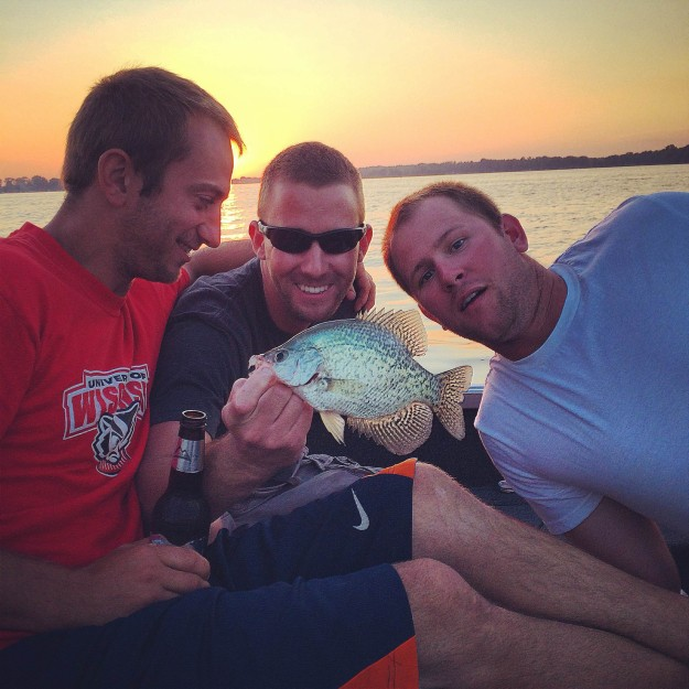 WI Crappie Fishing