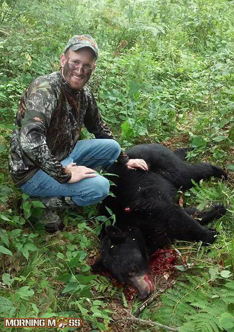 WI Black Bear Kill