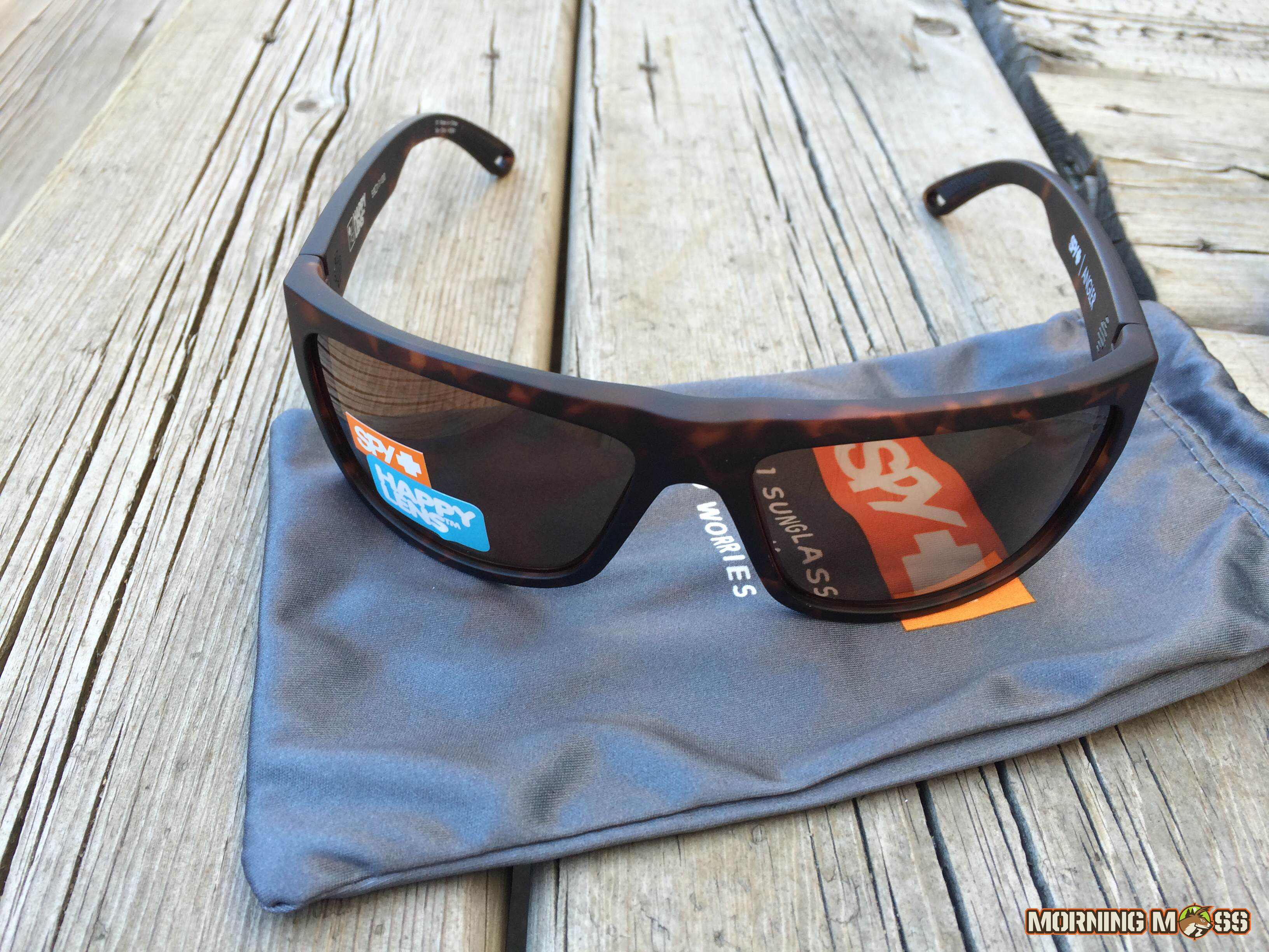 193254a2514 SPY Angler Sunglasses Review