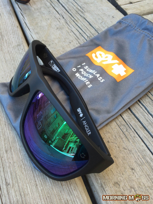 SPY Angler Sunglass Review