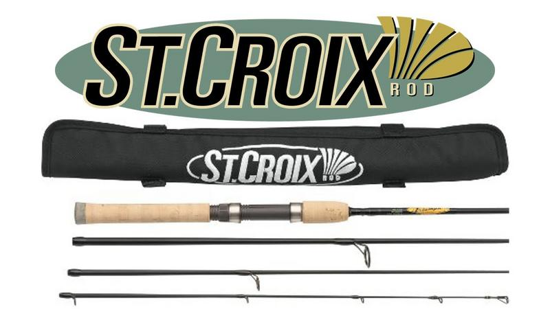 St croix rod reviews for St croix fishing apparel