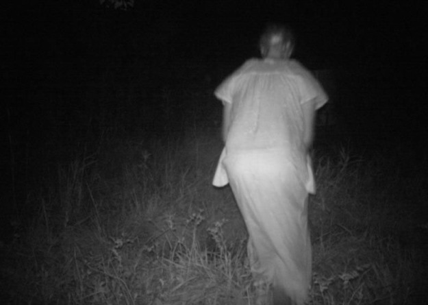 Scary Trail Cam Pic