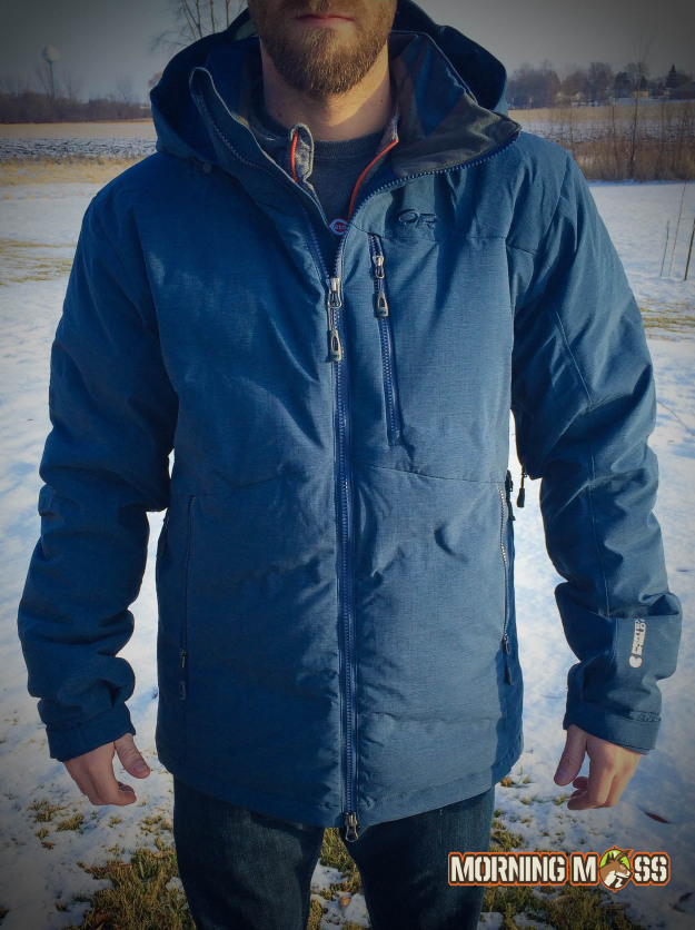 Outdoor Research Stormbound Jacket Review
