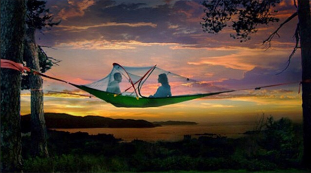 & Tentsile Stingray Hanging Tent Review