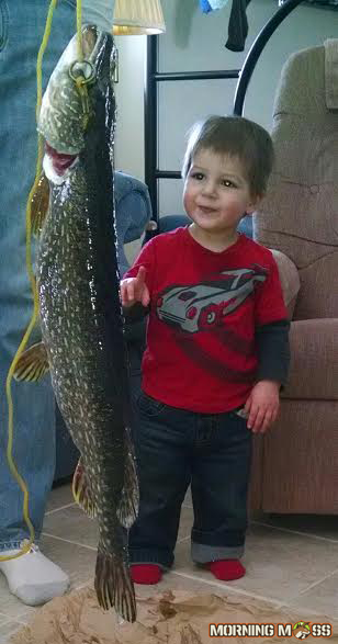 jameson's first big fish