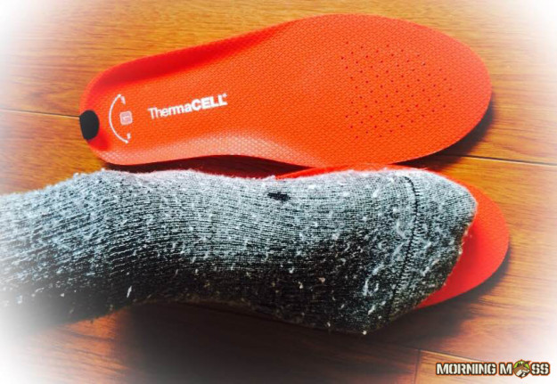 ThermaCell Heated Insoles Review