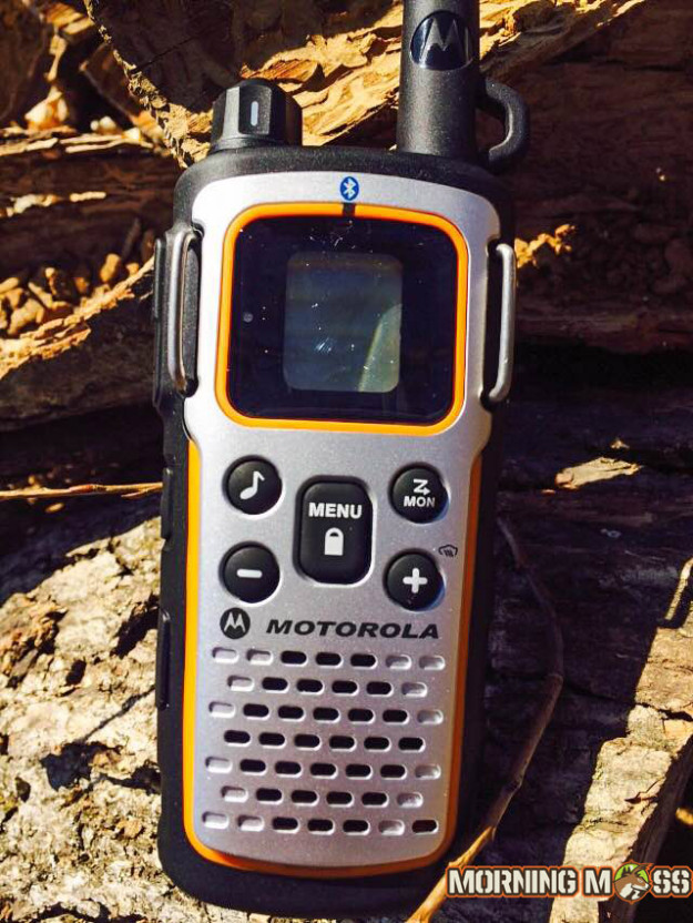 Motorolla Walkie talkies