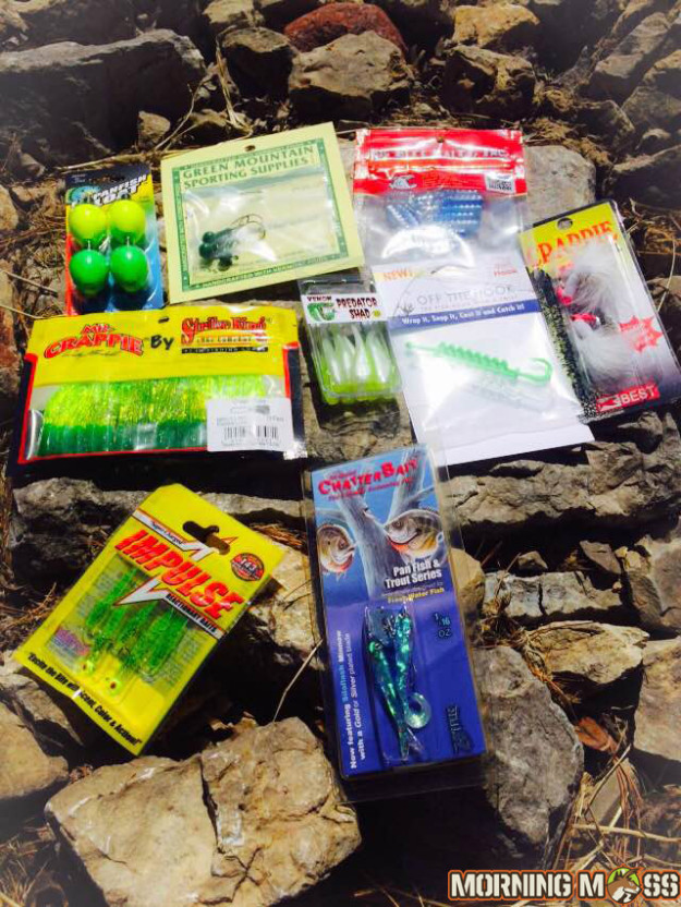 Mystery tackle box panfish review for Fishing box subscription