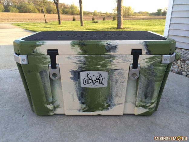 Orion 65 cooler review for Best fishing coolers