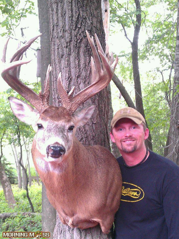 Kevin CLouse Buck