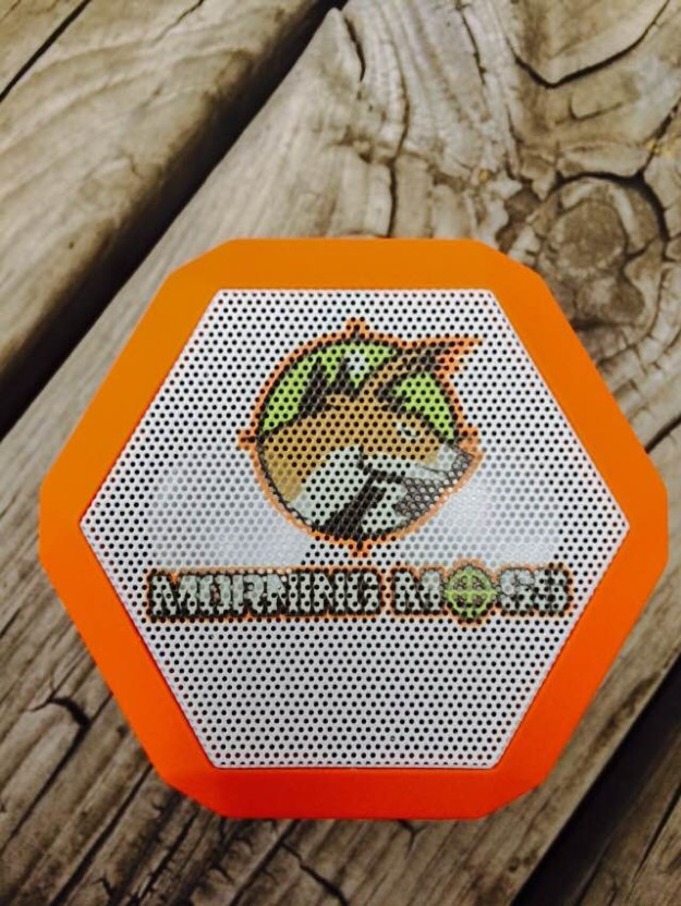 MorningMoss Speaker Boombotix