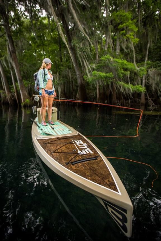 Amazing hunting and fishing photos for Fishing paddle board