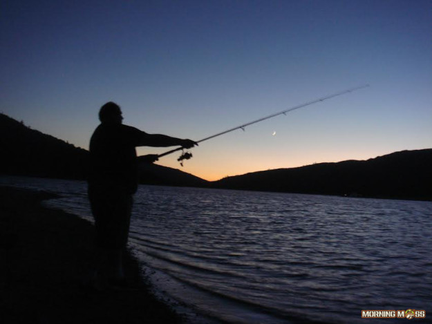 Lake Hemet CA Fishing