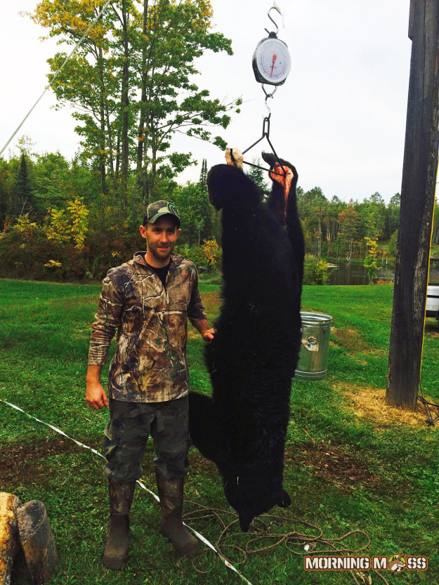 Giant WI Bear Kill
