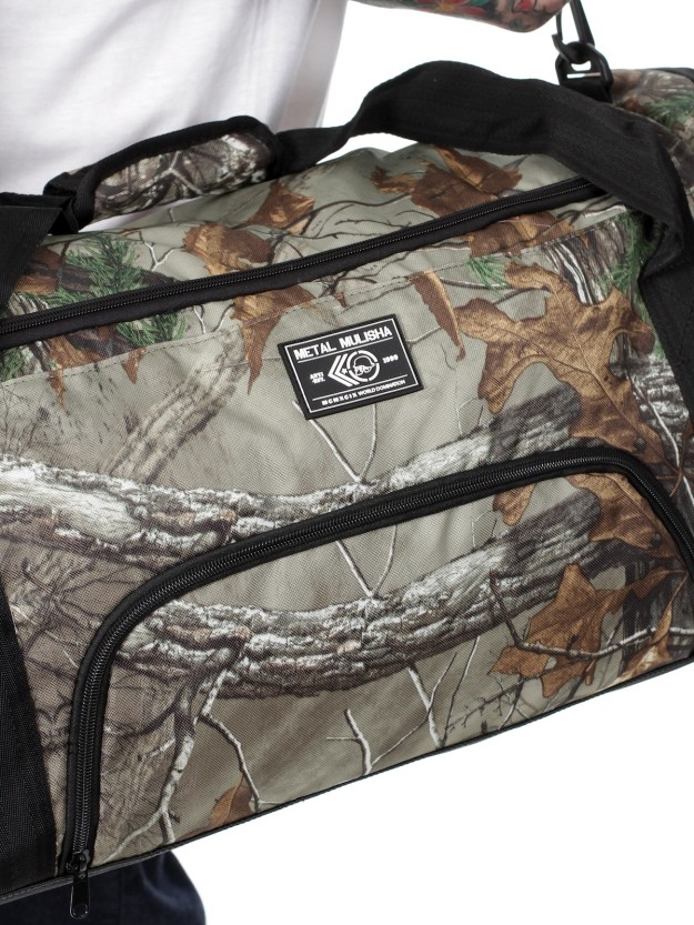 Realtree Camo Duffle Bag