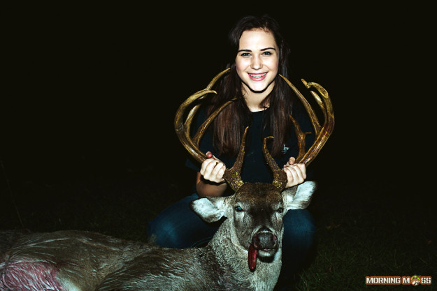 Sabine Parish Buck