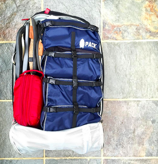 PACK Gear Backpack Organizer Review