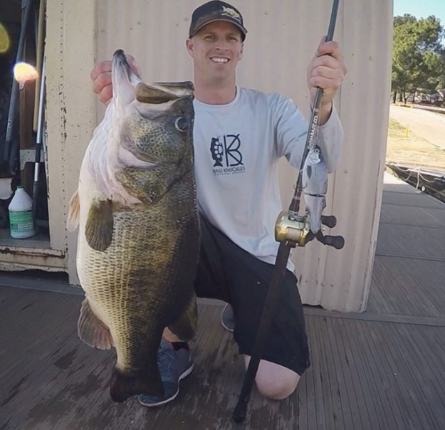 Lake Wohlford Giant Bass