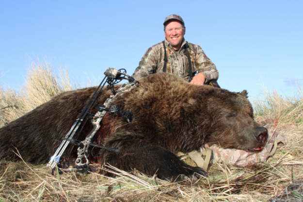 World Record Brown Bear