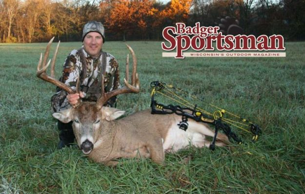 Giant Linn County Iowa Buck
