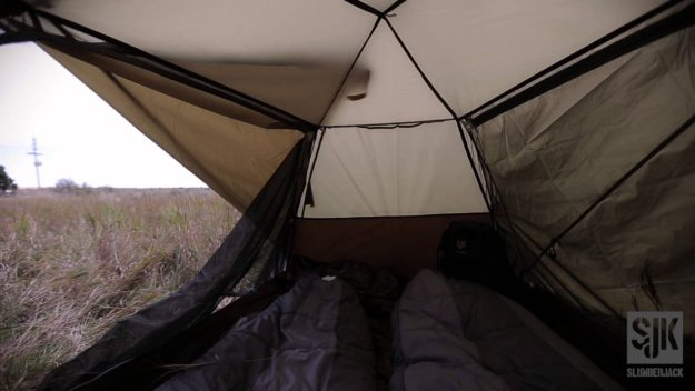 SJK in season tent review