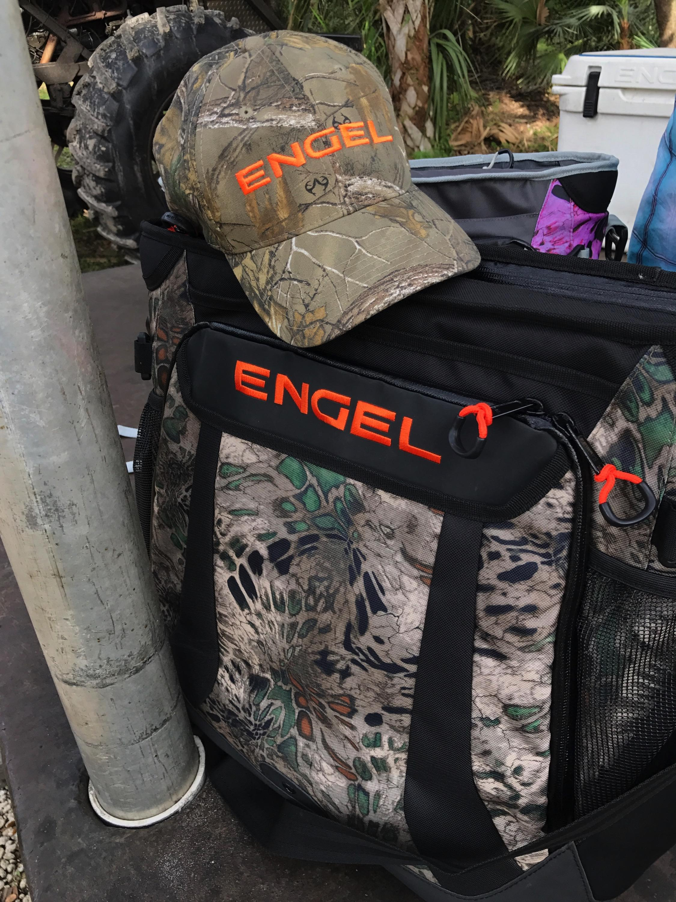 Engel Soft Sided Backpack Cooler Review